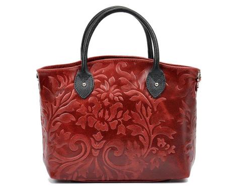 Дамска чанта Yvonne Red