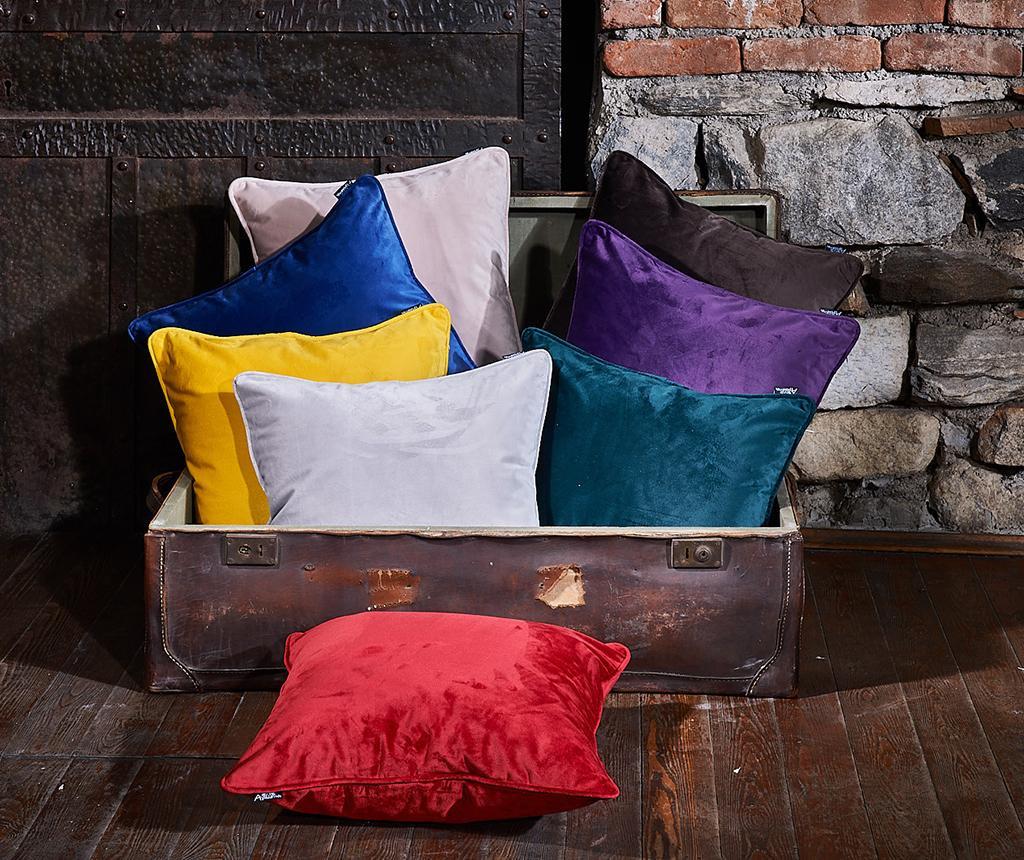 Jastučnica Bufar  Bordeaux 45x45 cm