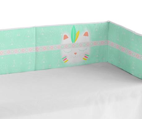 Zaštita za krevetić Indio 40x180 cm