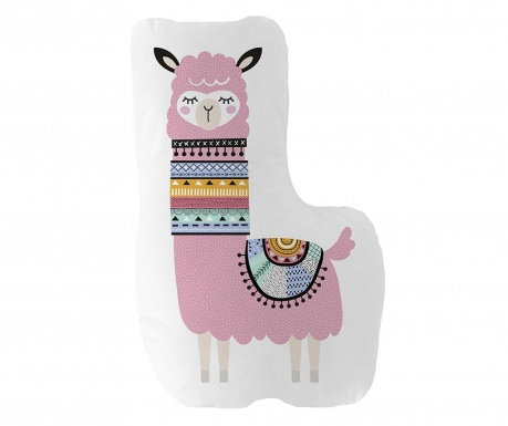 Poduszka dekoracyjna Oh Darling Llama 30x40 cm