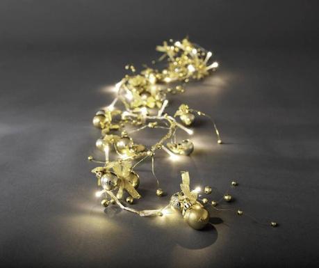 Ghirlanda luminoasa Pearls Bow 114 cm