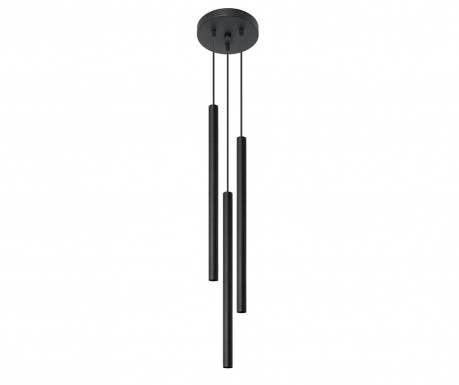 Visilica Fideus Three Round Black