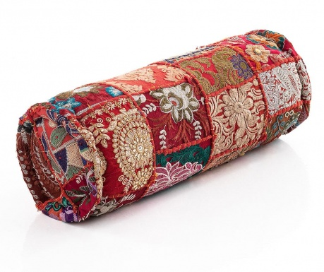 Декоративна възглавница Yantra Red Patch
