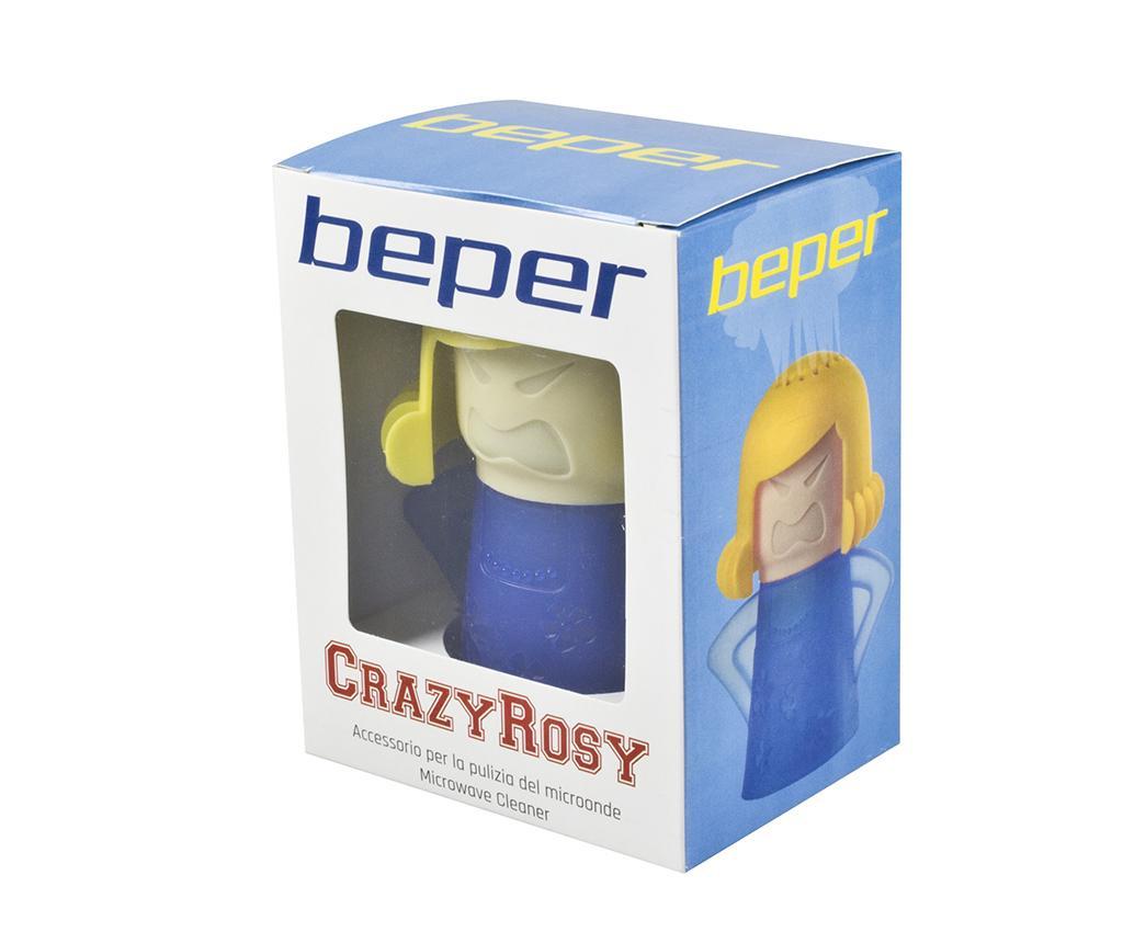 Uređaj za čišćenje mikrovalne pećnice Crazy Rosy