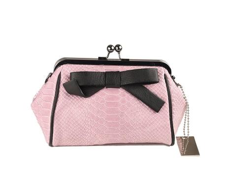 Geanta clutch Nia Pink