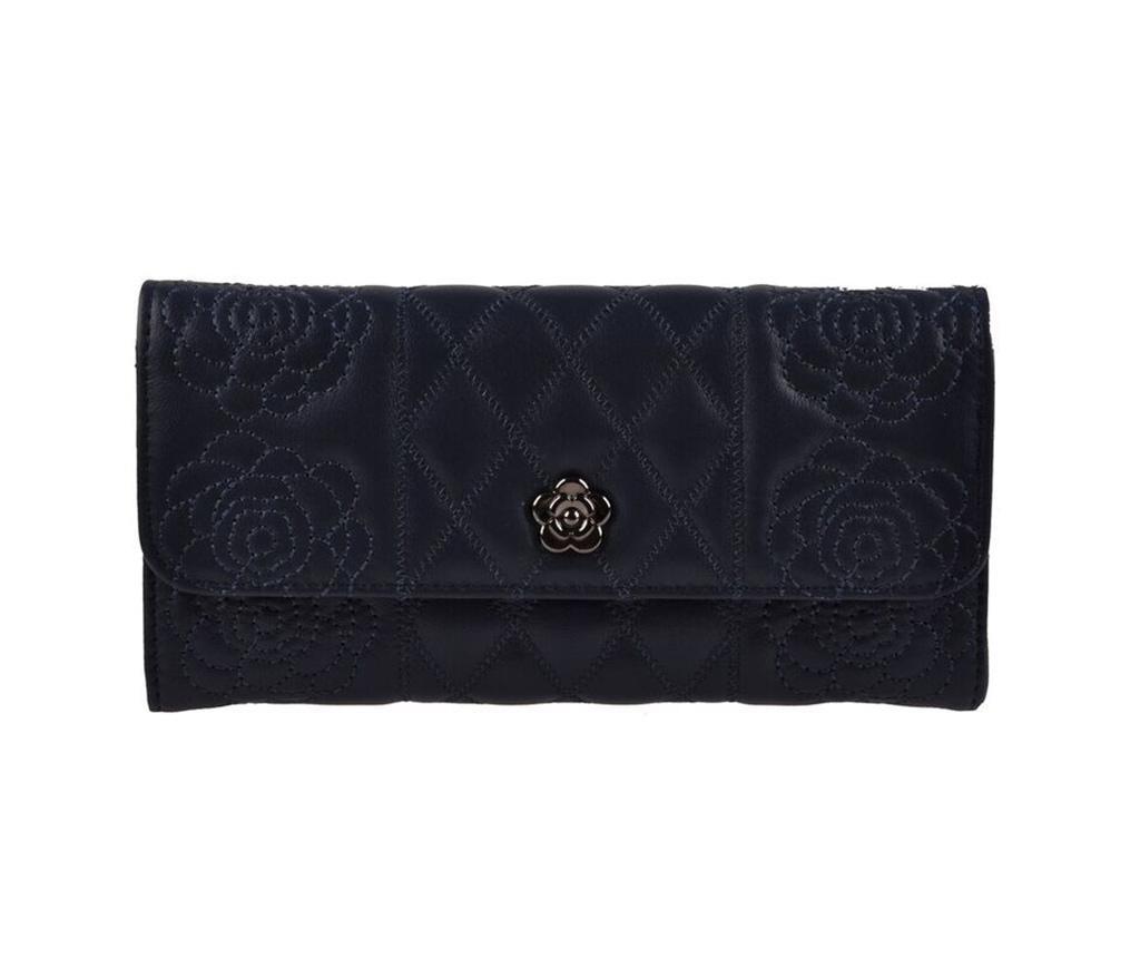 Ženska denarnica Alanis Dark Blue