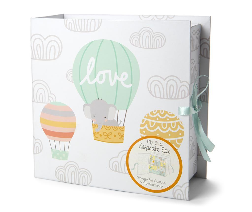 Kutija za uspomene Love Elephant