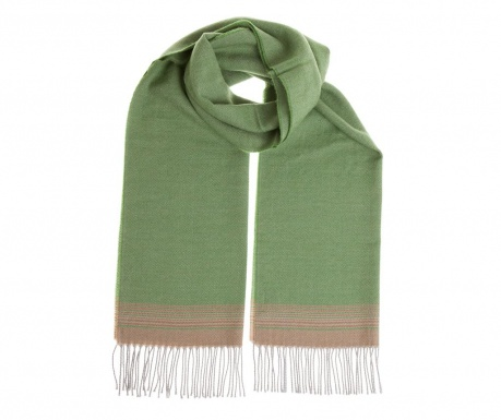 Šal unisex Clori Sciarpa Green 40x190 cm