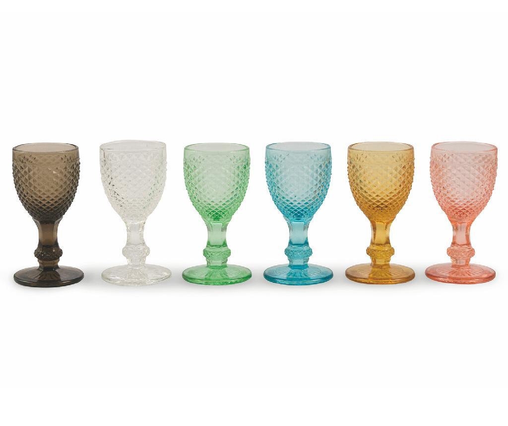 Set 6 čaša za liker Diamond 50 ml