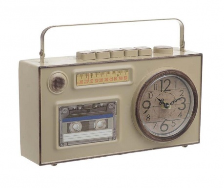 Stolni sat Tape Player