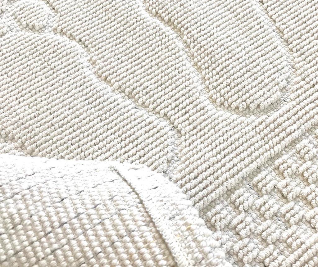 Feet White Fürdőszobai szőnyeg 50x70 cm