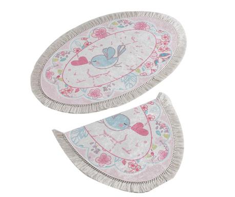 Birdie 2 db Fürdőszobai szőnyeg