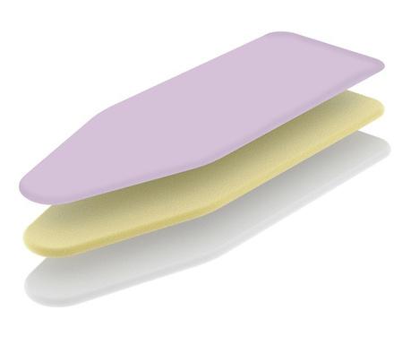 Husa pentru masa de calcat Thermo Pink 50x130 cm