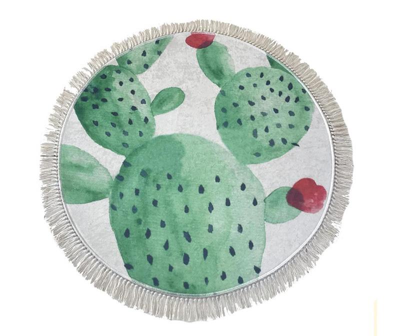 Kopalniška preproga Cactus Flower 100 cm