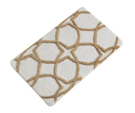 Bevis Cream Fürdőszobai szőnyeg 60x100 cm