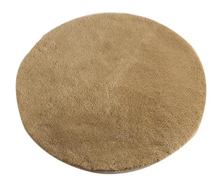Circle Beige Fürdőszobai szőnyeg 90 cm