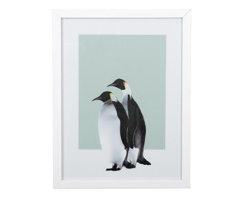 Obraz Penguin 30x40 cm