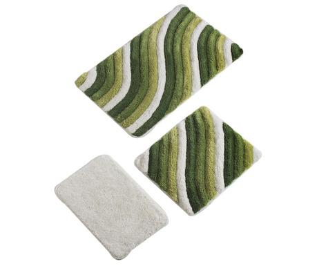 Hans Green 3 db Fürdőszobai szőnyeg