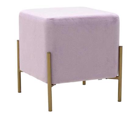 Tabure Brogan Square Pink
