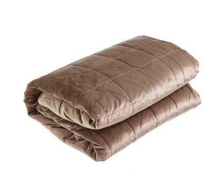 Prešito posteljno pregrinjalo Rebecca Brown 130x150 cm