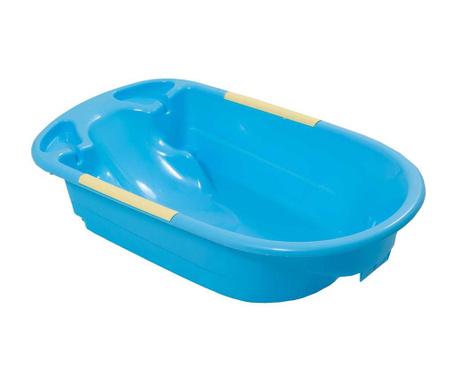 Cadita pentru copii Ocean Sun Blue