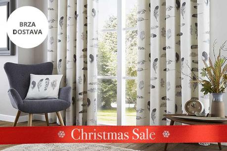 Christmas Sale: Kolekcija zavjesa i zastora