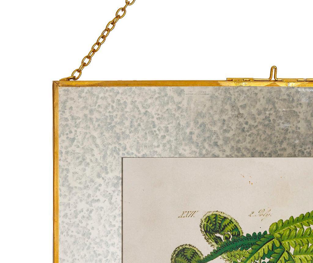 Stenska dekoracija Bif Fern Leaf