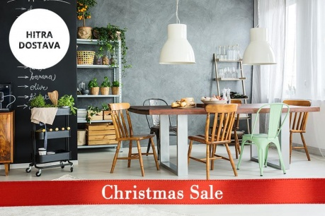 Christmas Sale: Industrijski bistro