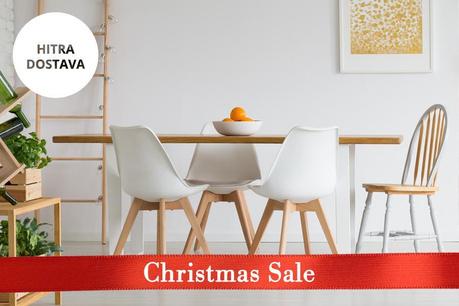Christmas Sale: Mešanica stolov