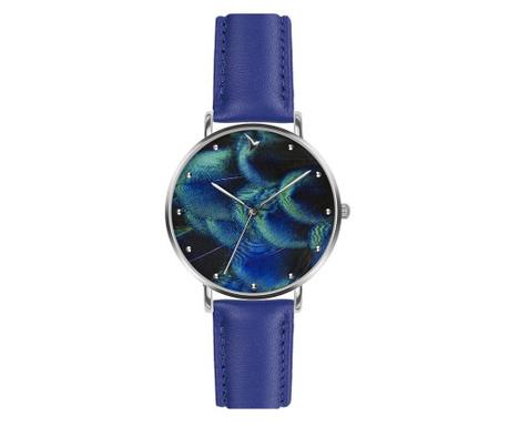 Γυναικείο ρολόι χειρός Emily Westwood Wave Classic Blue