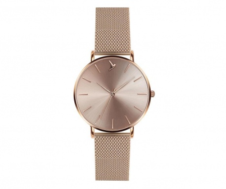 Ρολόι χειρός γυναικείο Emily Westwood Sarah Glam Rose