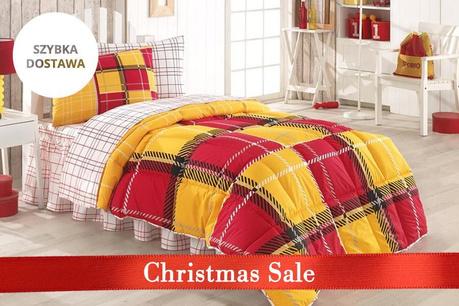 Christmas Sale: Bajkowa sypialnia
