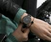Ženski ručni sat Emily Westwood Lotus Black