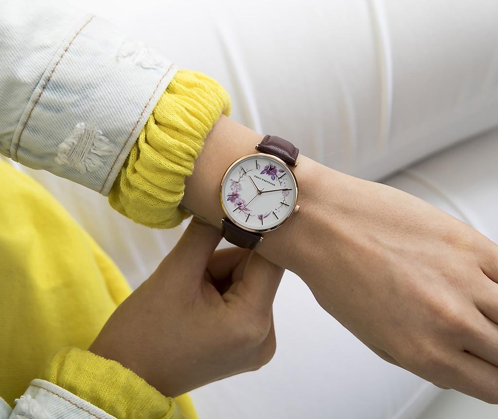 Ženski ručni sat Emily Westwood Lilliene Brown