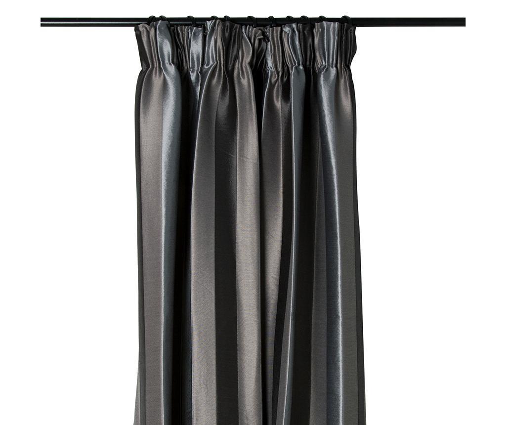 Foxhall Black Sötétítő 140x250 cm