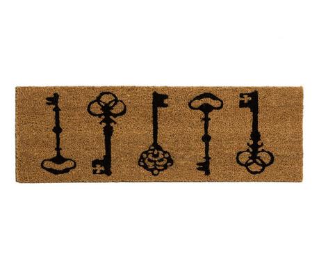 The Keys Lábtörlő szőnyeg 25x75 cm