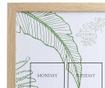Tjedni planer Green Leaves