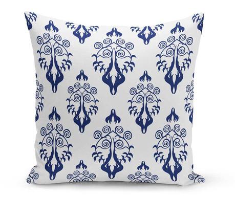 Διακοσμητικό μαξιλάρι Sophie White 43x43 cm