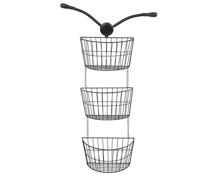 Suport cu 3 cosuri Bicycle