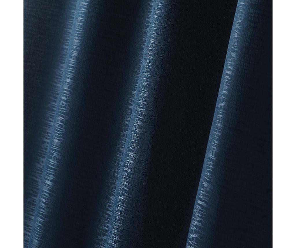 Riad Dark Blue Sötétítő 140x260 cm