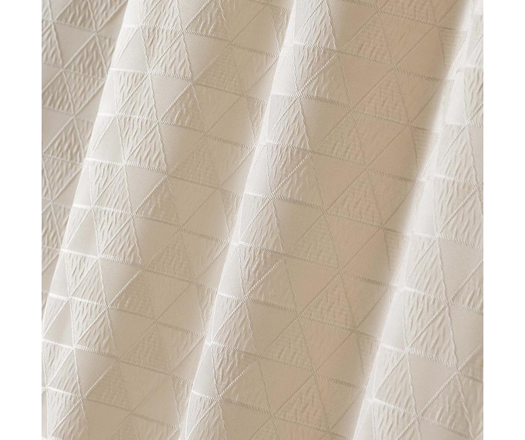 Draperie Isometric Natural 140x260 cm