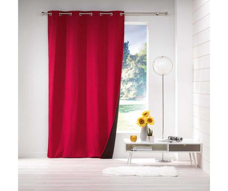 Draperie Avoriaz Red 140x260 cm
