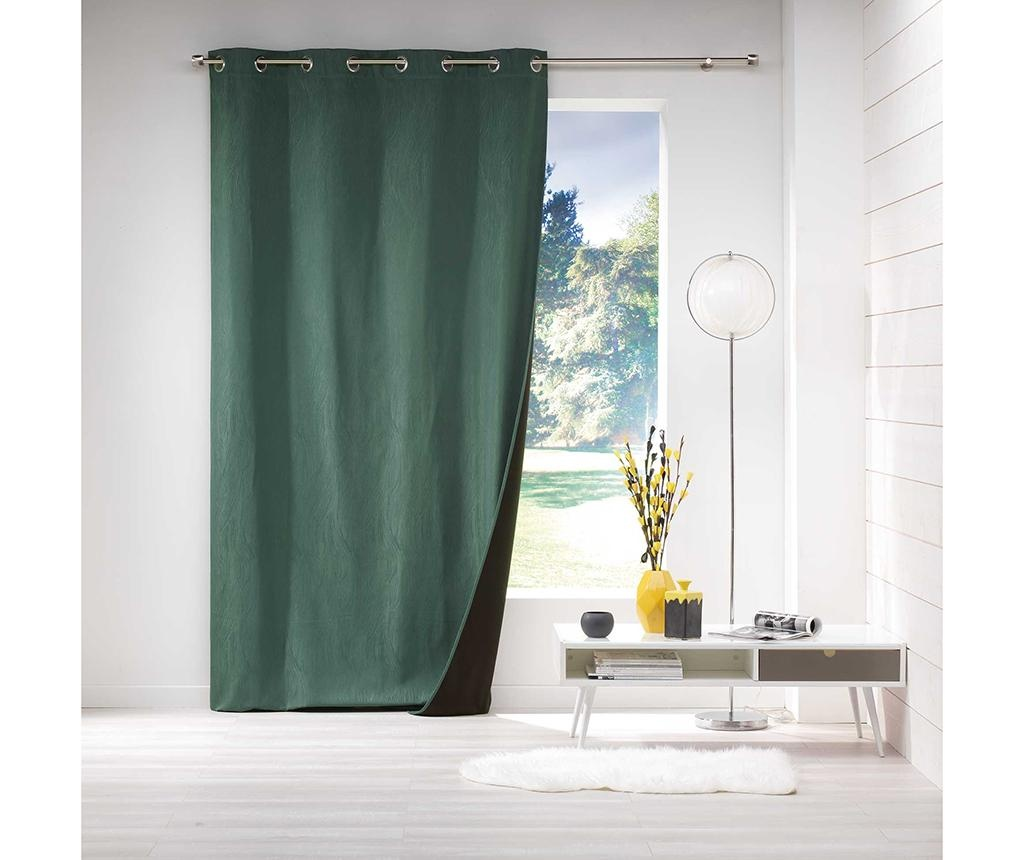 Draperie Avoriaz Green 140x260 cm