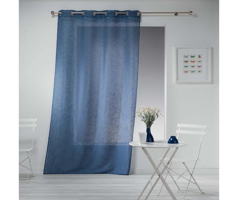 Zavesa Haltona Blue 140x240 cm