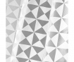 Perdea Geomatic White 140x240 cm