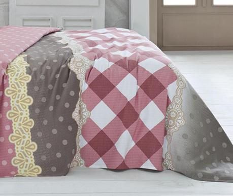 Κουβέρτα Pique Ceylin 200x200 cm