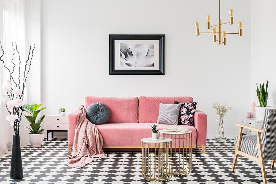 Ružičaste i sive nijanse