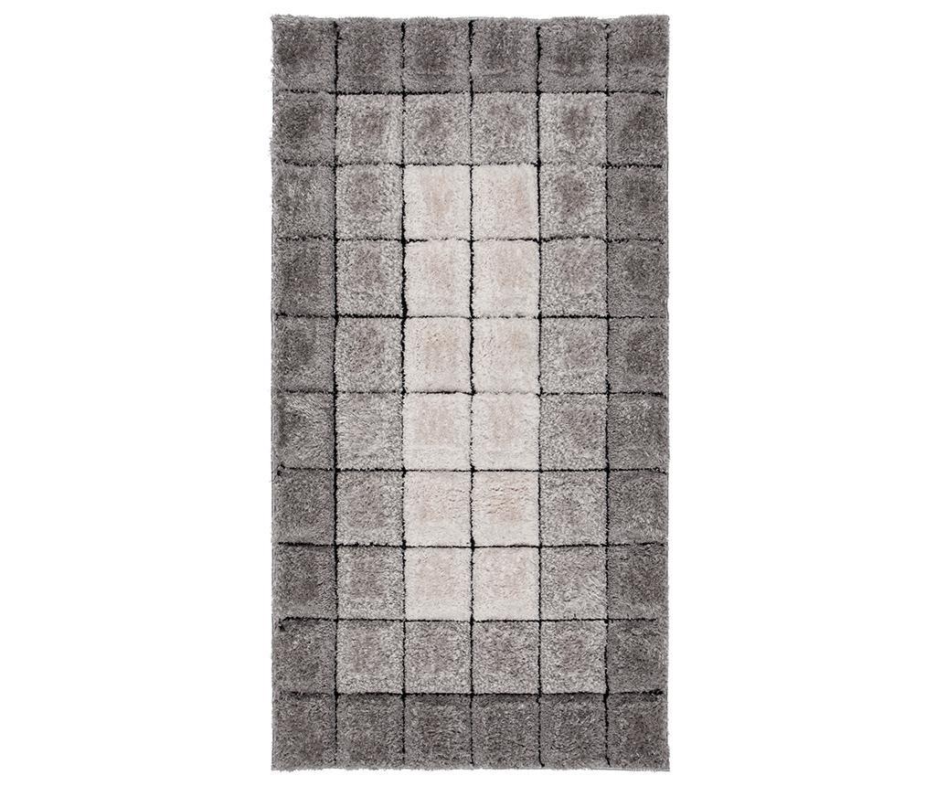 Cube Grey Szőnyeg 80x150 cm