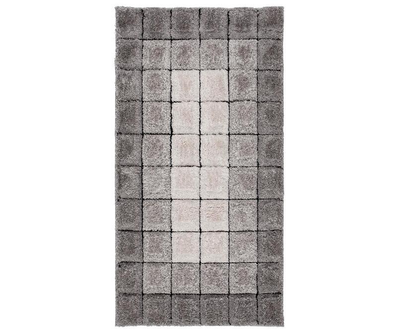 Dywan Cube Grey 80x150 cm