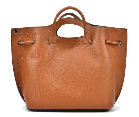 Дамска чанта Irene Cognac